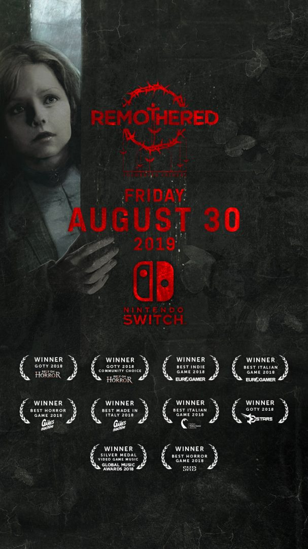 Remothered - mobile -switch -- 30 august