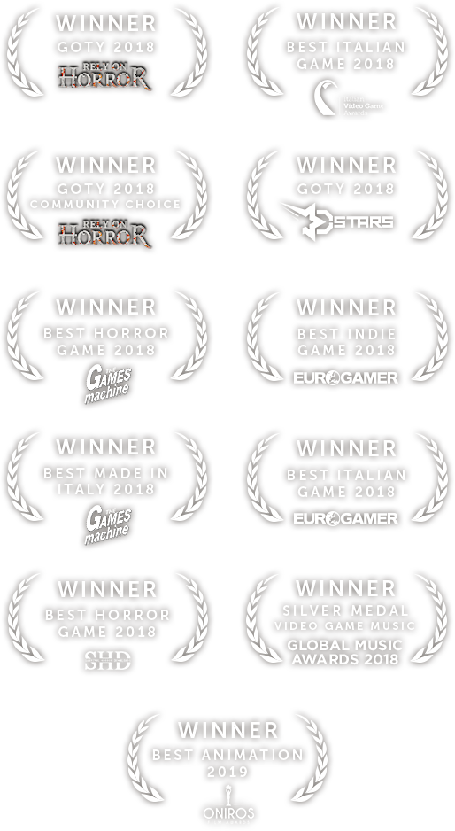 awards mobile website